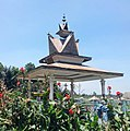 Batak Karo tombs in Tigapanah, Karo.jpg