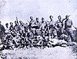 Macedón partizánok. Sztiv Naumov zászlóalja 1943-ban