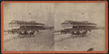 Bathing pavilion, Brighton Beach, from Robert N. Dennis collection of stereoscopic views.png