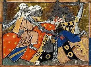 Battle of Ager Sanguinis near Sarmada in Syria on June 28, 1119