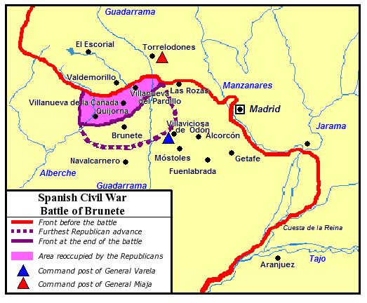 Battle of Brunete