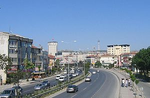 The district of Büyükçekmece