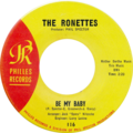 Be My Baby by The Ronettes US single side-A.png