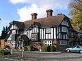 Beach Arms Hotel at Oakley near Basingstoke - geograph.org.uk - 73160.jpg