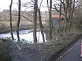 Beasley Weir and old mill by the River Barle - geograph.org.uk - 743700.jpg