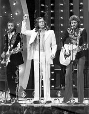 Bee Gees Midnight Special 1973