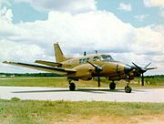 Beechcraft U-21 Ute US Army