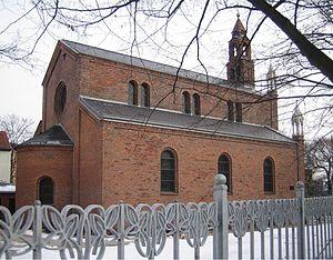St. Marien am Behnitz - St. Marien am Behnitz