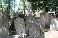 Beit Kevaroth Jewish cemetery Prague Josefov IMG 2790.JPG