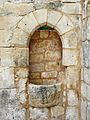 Belaygue prieuré niche.JPG