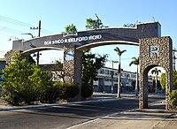 Belford Roxo portico.JPG