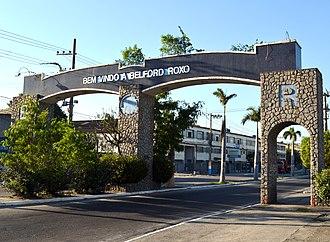 Belford Roxo, Rio de Janeiro - View of Prata Santo Antonio Church (Igreja de Santo Antônio da Prata)