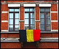Belgian Tricolor on a House - panoramio (1).jpg