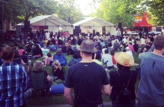Bendigo Blues and Roots Music Festival - Image: Bendigo Blues and Roots Music Festival