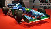Benetton B194-Ford 1994 von Michael Schumacher