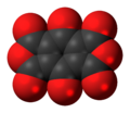 Benzoquinonetetracarboxylic-dianhydride-3D-spacefill.png
