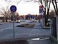 Beranových, stezka pro chodce a cyklisty u Tupolevovy.jpg