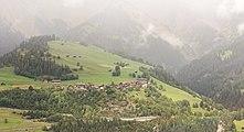Bergtocht van Churwalden Mittelberg (1500 meter) via Ranculier en Praden naar Tschiertschen 020.jpg