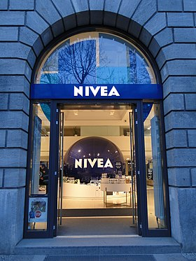 illustration de Nivea