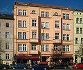 Berlin, Mitte, Oranienburger Strasse 39, Mietshaus.jpg