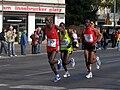 Berlin marathon 2008 spitzengruppe97.JPG