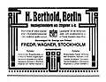 Berthold Sweden advertisement.jpg