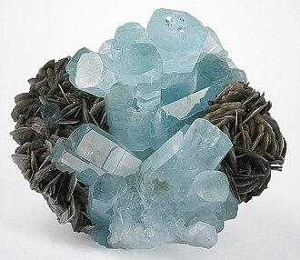 Beryl - Aquamarine
