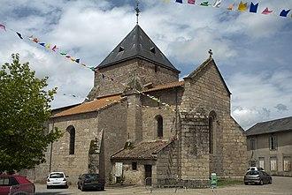 Bessines-sur-Gartempe - Saint-Léger church