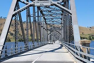 Bethanga Bridge bridge in Australia
