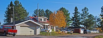National Register of Historic Places listings in Houghton County, Michigan - Image: Big Traverse Bay Historic District MI B