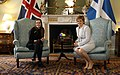 Bilateral meeting with Icelandic Prime Minister (32798372587).jpg