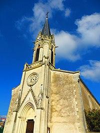 Bioncourt l'église Saint-Remi.JPG