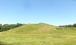 Bird Mound at Poverty Point.jpg