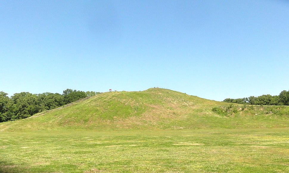 Bird Mound at Poverty Point