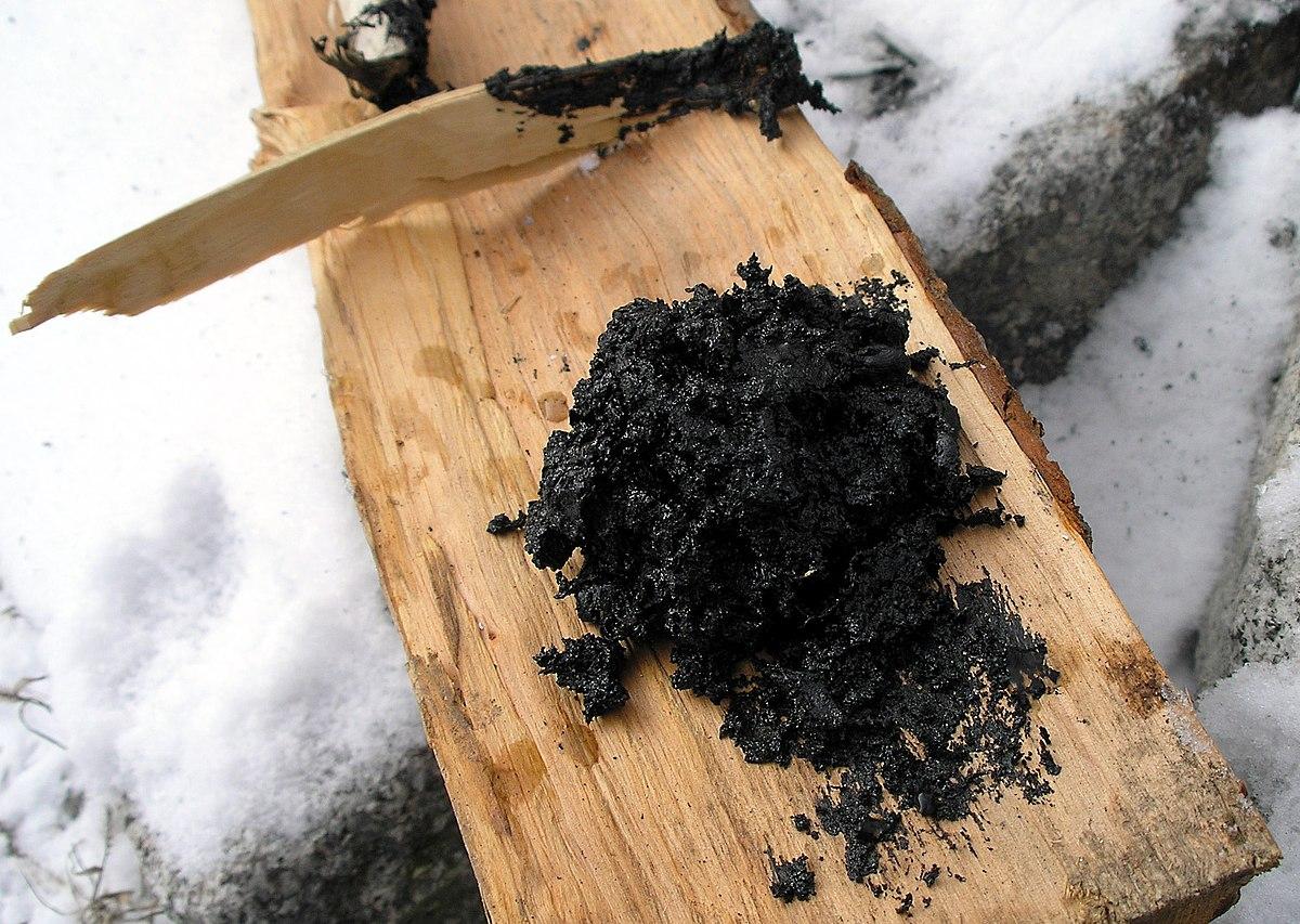 Black Waterproof Wood Paint