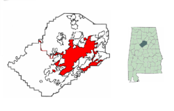 Birmingham in Jefferson County Map.png