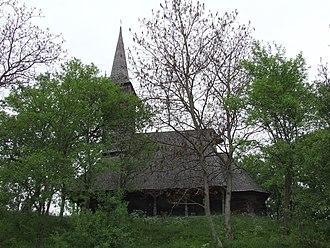 Sălățig - Image: Biserica din Notig