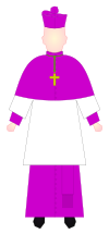 Bishop - choir dress.svg