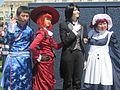 Black Butler cosplayers at 2010 NCCBF 2010-04-18 3.JPG