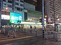 Black dark night 香港反對逃犯條例 Anti-HK bill demo against extradition bill protect CWB Yee Wo Street Hennessy Road July 2019 SSG 02.jpg