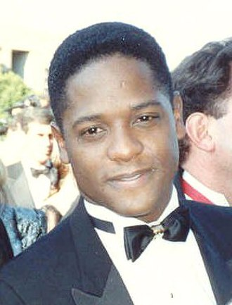Blair Underwood - Underwood at the 41st Emmy Awards, September 1989