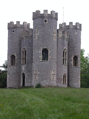 Blaise Castle Estate - The folly castle