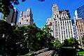 Blick auf die Hochhäuser der 59th Street vom Central Park - panoramio.jpg