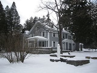 Boal Mansion Building in Pennsylvania, United States
