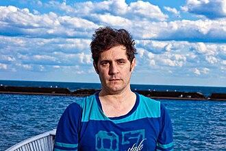Bob Wiseman - Bob Wiseman, photo by Joe Fuda