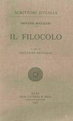 Giovanni Boccaccio: Il Filocolo