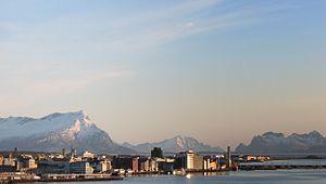 Bodø - Image: Bodø havn 3