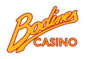 Bodines Casino - Image: Bodines Casino logo