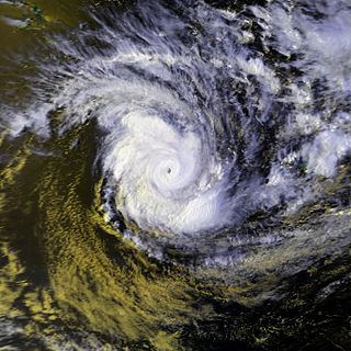 Cyclone Bola Category 4 South Pacific cyclone in 1988