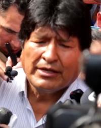 Evo Morales, Bolivia protests